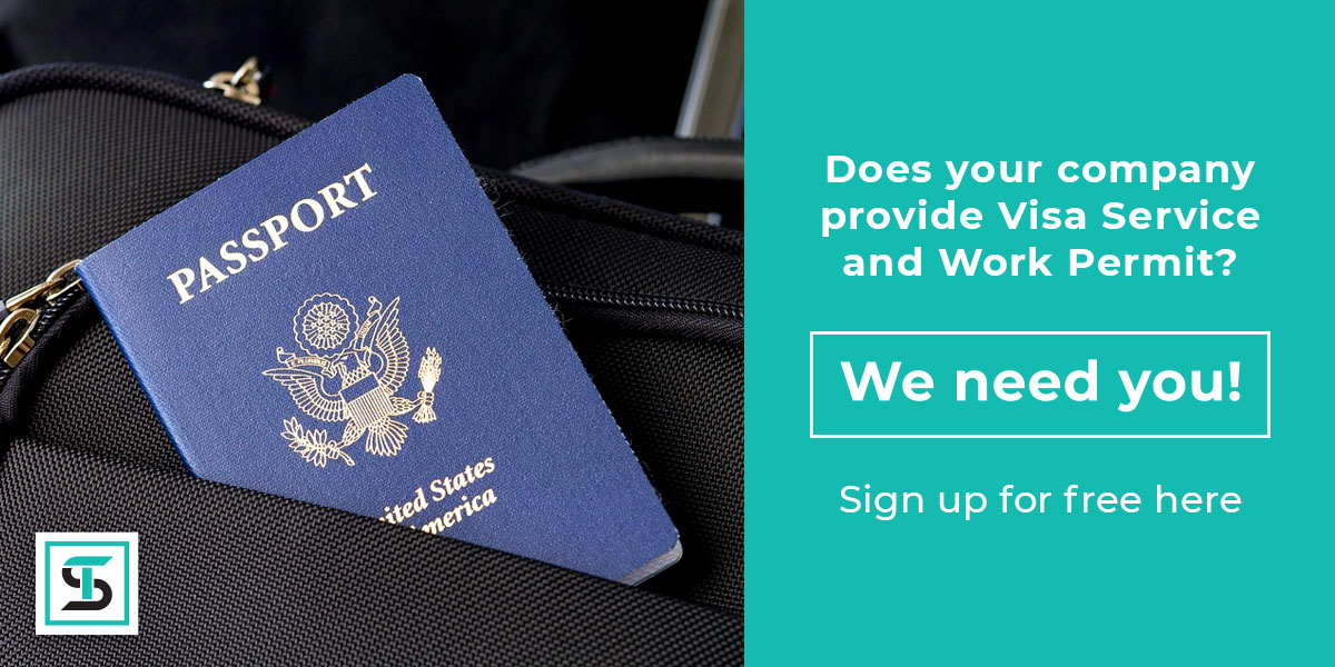 Does your company provide Visa Service and Work Permit? We need you.